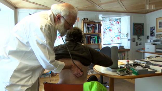 Video «Hausärzte-Mangel in der Schweiz» abspielen