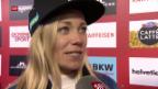 Video «Frida Hansdotter über ihre 3. WM-Medaille» abspielen