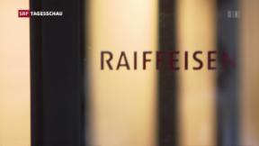 Video «Selbstkritik bei Raiffeisen» abspielen