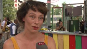 Video ««Amur senza fin» eröffnet in Locarno» abspielen