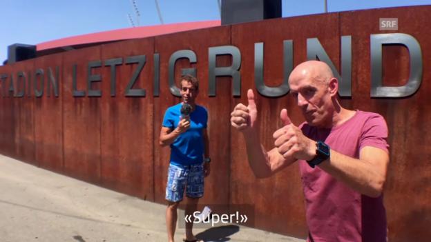 Video «Oropax – Das Geheimnis des Fussballs» abspielen