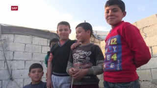 Video «Reportage aus Nordsyrien» abspielen