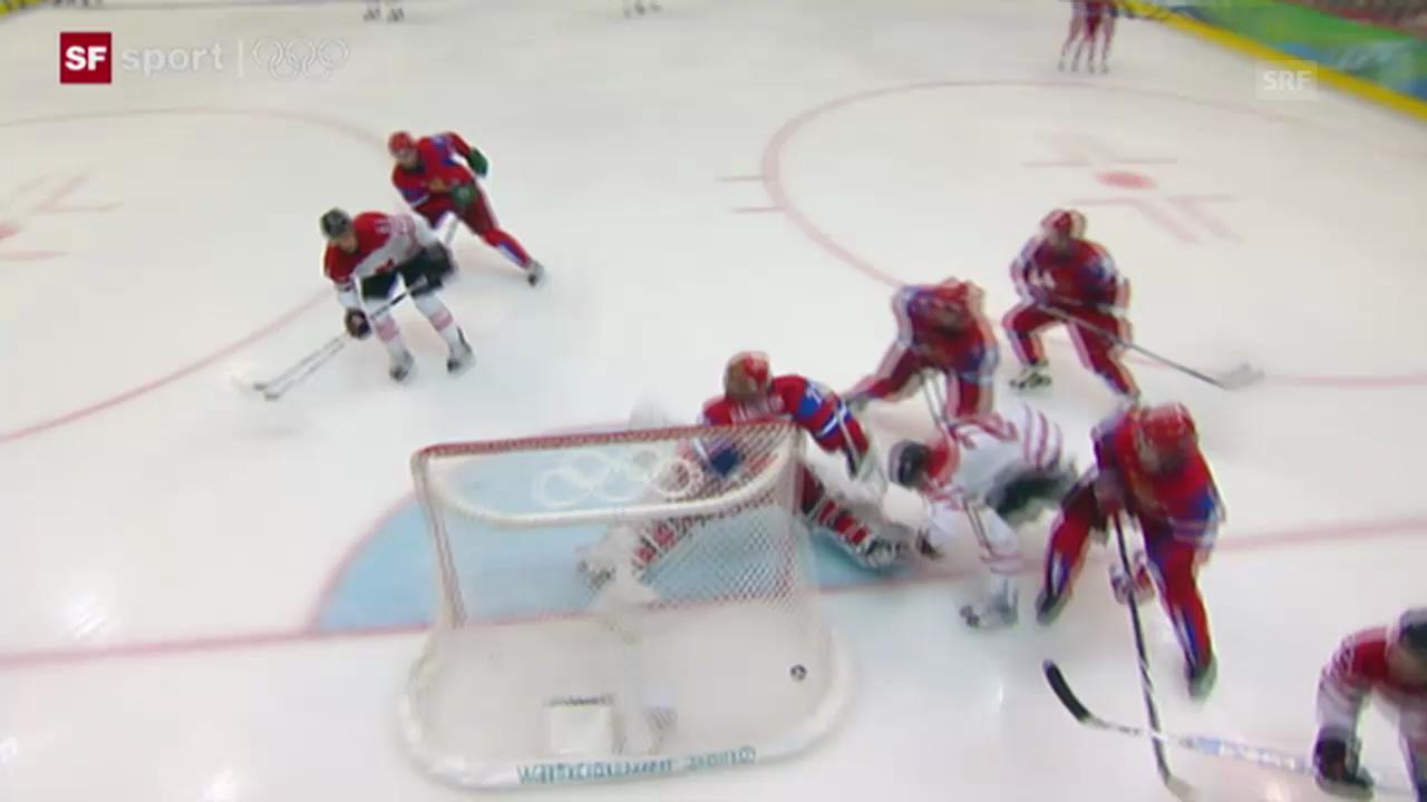 Olympia 2010: Viertelfinal Kanada - Russland