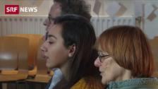 Link öffnet eine Lightbox. Video Kirchenasyl für Flüchtlingsfamilie abspielen
