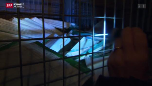 Video «Schweiz aktuell vom 12.12.2013» abspielen