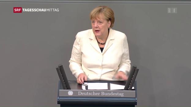 Video «Merkels Russland-Strategie» abspielen