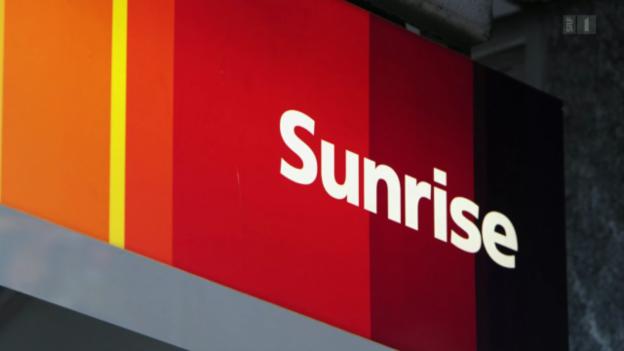 Video «Neuer Ärger mit Sunrise: Kunden werden hängengelassen» abspielen