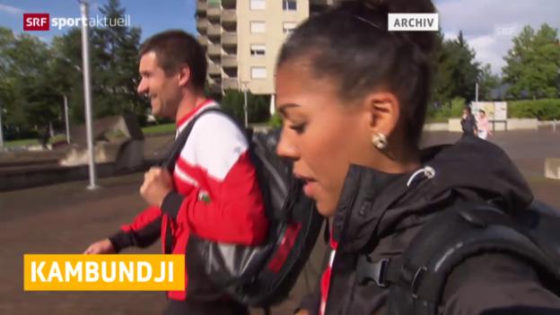 Video «Leichtathletik: Kambundji sagt für Team-EM ab» abspielen