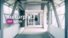 Link öffnet eine Lightbox. Video «Kulturplatz» mit Eva Wannenmacher in Schnee und Eis abspielen