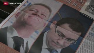Video «Paukenschlag bei Präsidentenwahl in Rumänien» abspielen