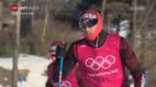 Video «Dario Cologna ist in Pyeongchang angekommen» abspielen