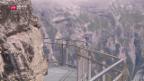 Video «Umstrittene Bergattraktion» abspielen
