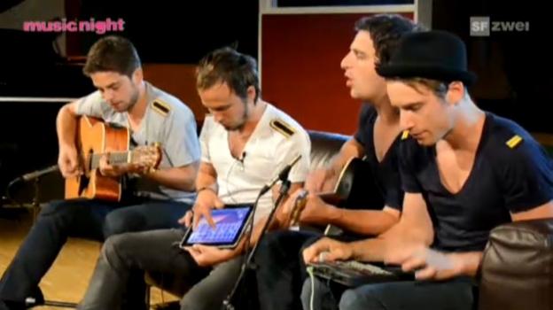 Video «Act der Woche: Pablopolar» abspielen