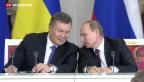 Video «Russland gewährt der Ukraine massive Finanzhilfen» abspielen
