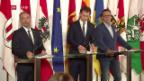 Video «FOKUS: Was Sebastian Kurz zum Unionskompromiss meint» abspielen