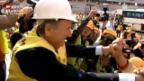 Video «Blatters persönlicher Höhepunkt» abspielen