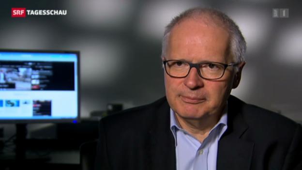 Video «TV-Quoten trotz neuer Messmethode stabil» abspielen