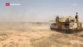 Video «Offensive gegen den Islamischen Staat in Libyen» abspielen