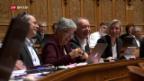Video «Das Volk soll über Sion 2026 entscheiden» abspielen