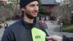 Video «Snowboard: Die Schweizer Freestyler unterwegs in Japan» abspielen