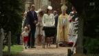 Video «Herzogin Catherine ist abgetaucht» abspielen