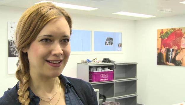 Video «Letzter Arbeitstag von Sara Hildebrand» abspielen