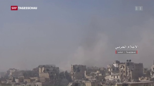 Video «Syrien-Gespräche» abspielen