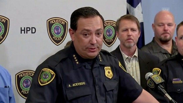 Video «Chief Acevedo: «Wir lassen uns in Texas nicht blamieren» (Quelle: SNTV)» abspielen