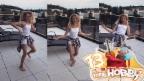 Video «Profitänzerin ist Alessias absoluter Traum» abspielen