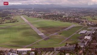 Video «In Dübendorf wird weiter geflogen» abspielen