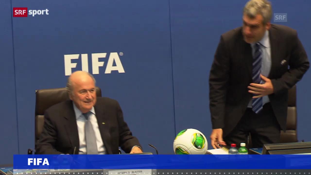 Fussball: Arbeitsgruppe für WM 2022 einberufen