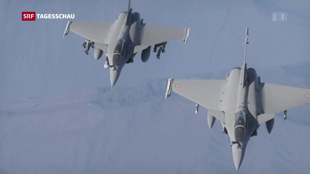 Neue Kampfjets für die Schweiz