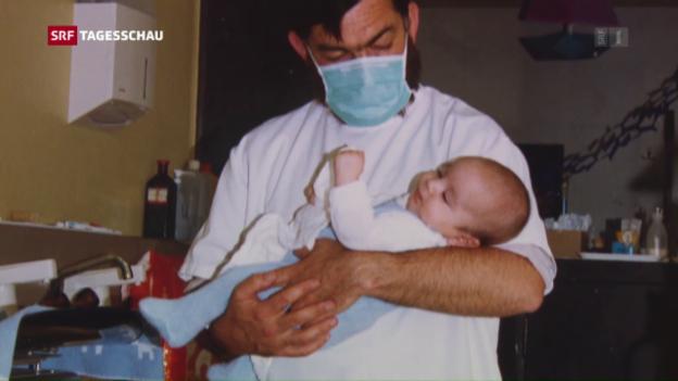 Video «Stammzellen für Kinder mit Gendefekten» abspielen