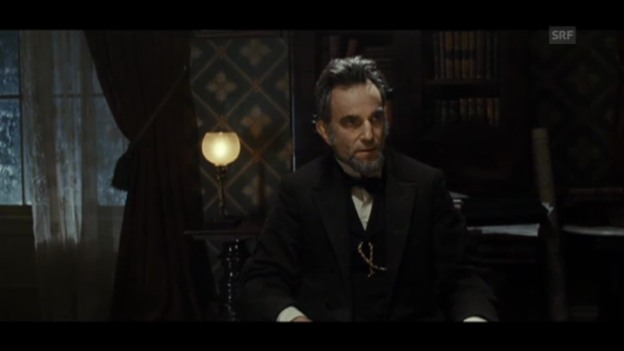 Video «Trailer «Lincoln»» abspielen