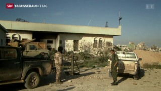 Video «Libyen als Drehscheibe für Flüchtlingstransporte» abspielen