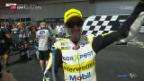 Video «Motorad: Das Moto2-Rennen in Österreich» abspielen