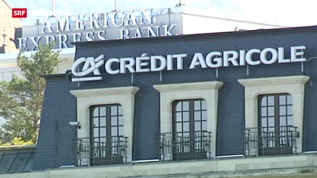 Auslandbanken fiebern mit