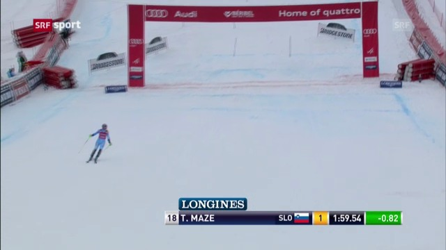 Ski: Super-Kombi Frauen Méribel («sportpanorama»)