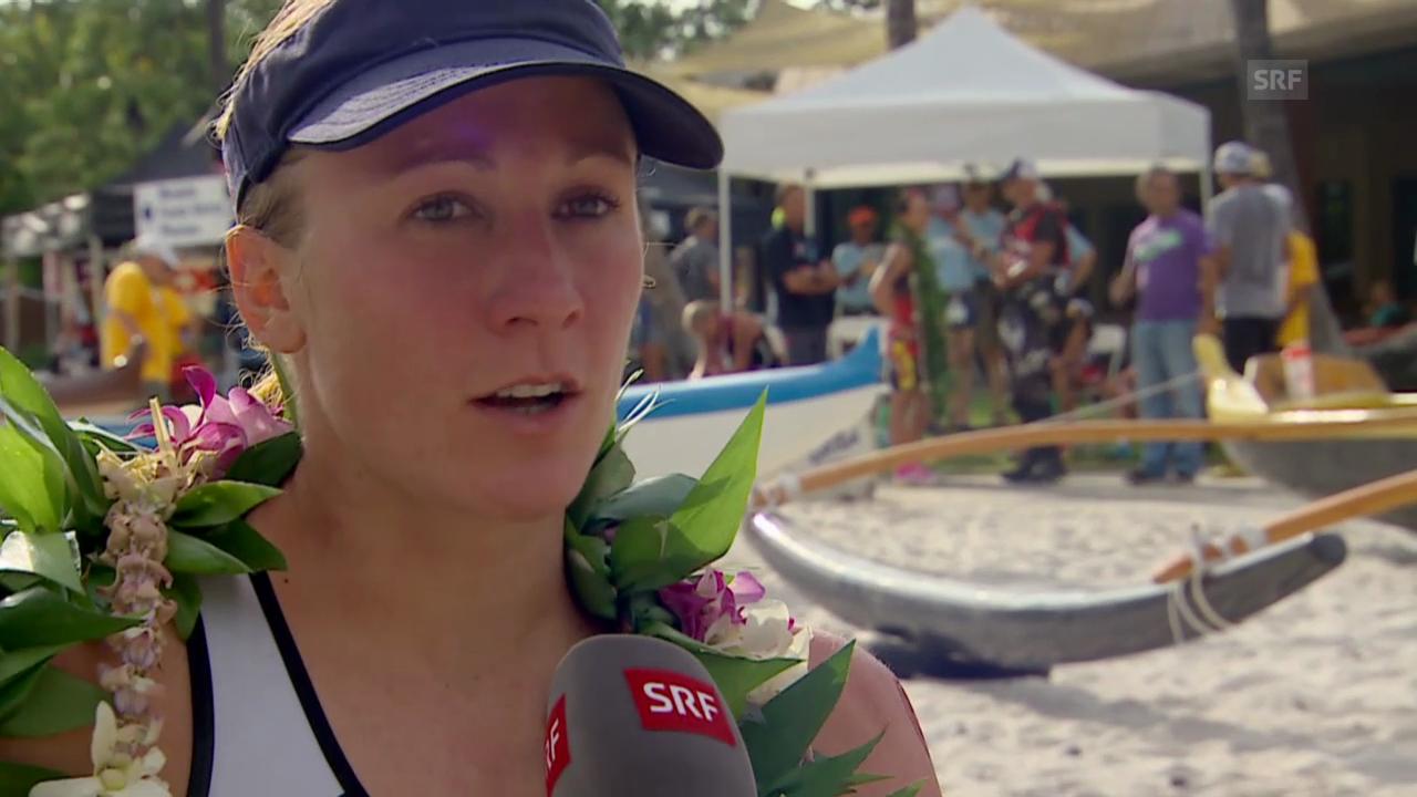 Triathlon: Interview mit Daniela Ryf