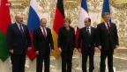 Video «Ukraine-Konflikt: Friedensgespräche in Minsk» abspielen