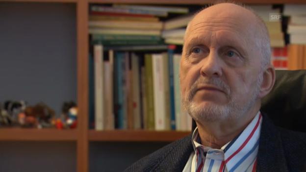 Video «Udo Rauchfleisch über die Erlösung nach der Operation» abspielen