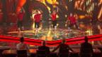 Video «Swiss Wushu mit chinesischer Kampfkunst» abspielen