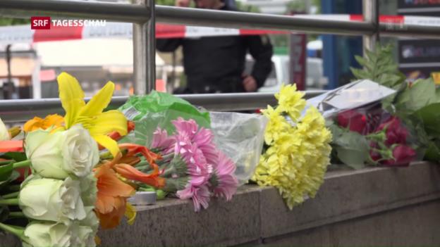 Video «Trauer in München» abspielen