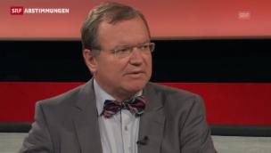 Video «Claude Longchamps' Analyse zum «Tankstellen»-Gesetz» abspielen