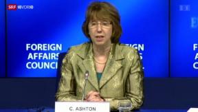 Video «Botschafter in Brüssel sagen Nein» abspielen