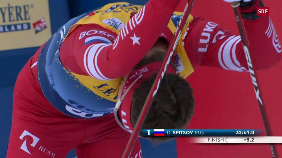 Archiv: Bolschunow gudogna il Tour de Ski