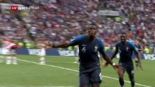 Link öffnet eine Lightbox. Video Frankreich zum 2. Mal Weltmeister abspielen