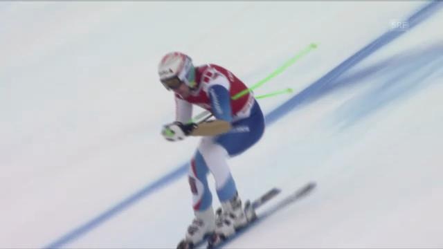 Ski alpin: Ski alpin: Vilettas Super-G-Fahrt in Kitzbühel («sportlive»)