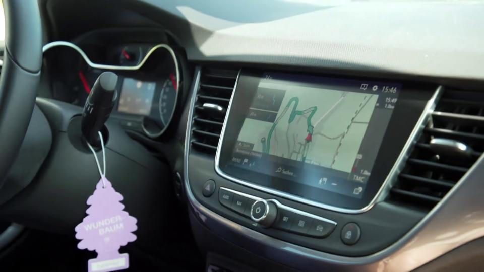 Navigationsgerät auf Irrwegen