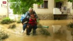 Video «Trotz Entspannung: Evakuierungen laufen auf Hochtouren» abspielen